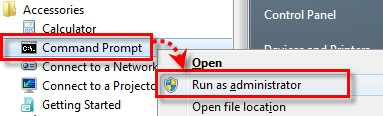 how to register an exe file